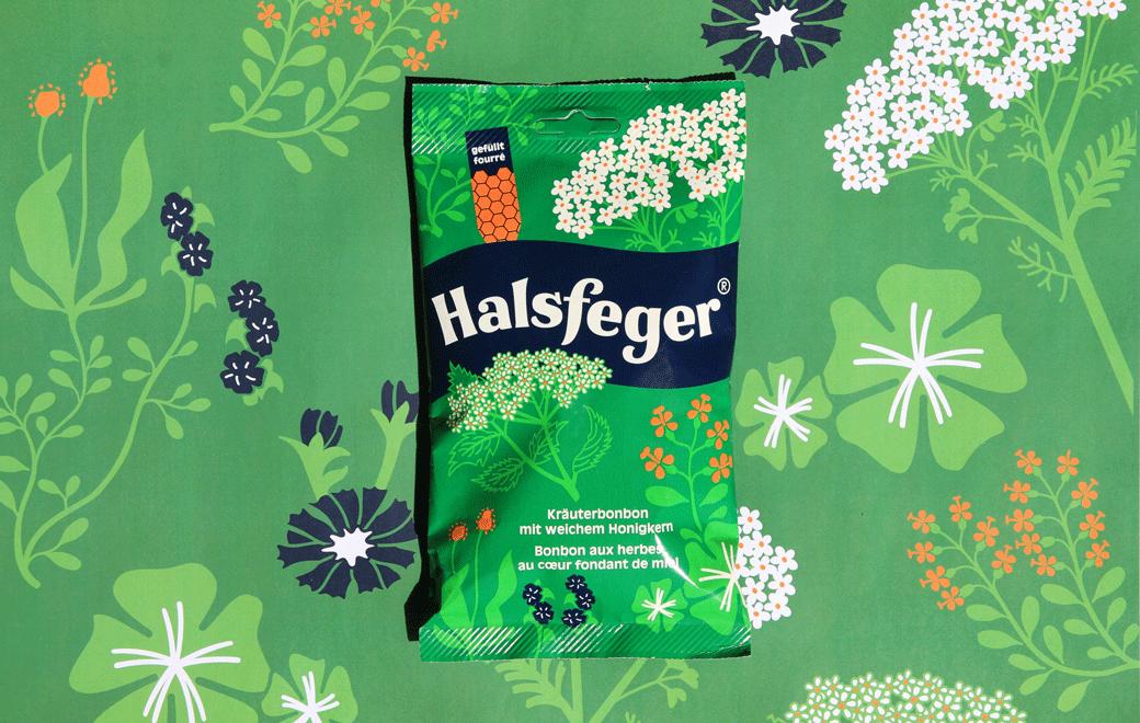 Redesign Halsfeger