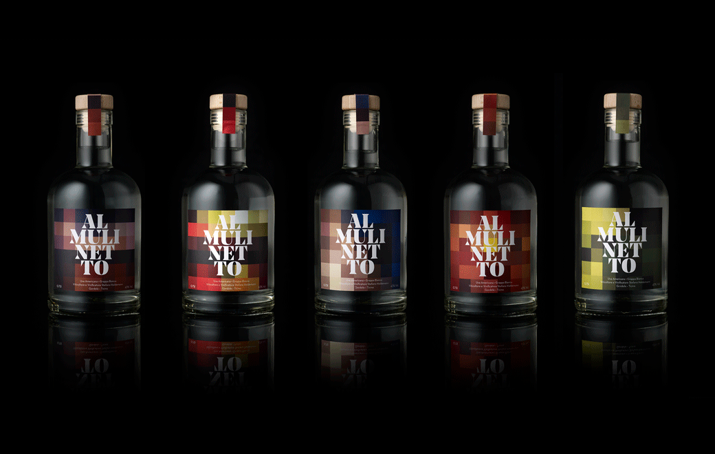 Grappa Packaging Design